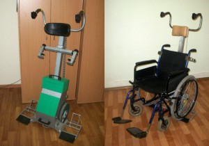 перевозка в коляске