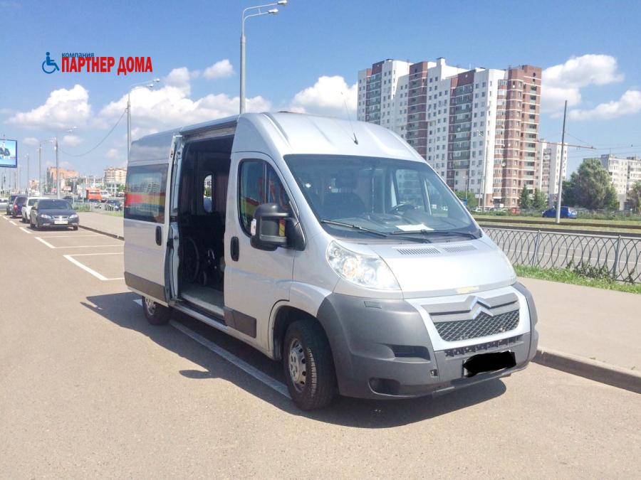 Перевозка больных и инвалидов в Казани